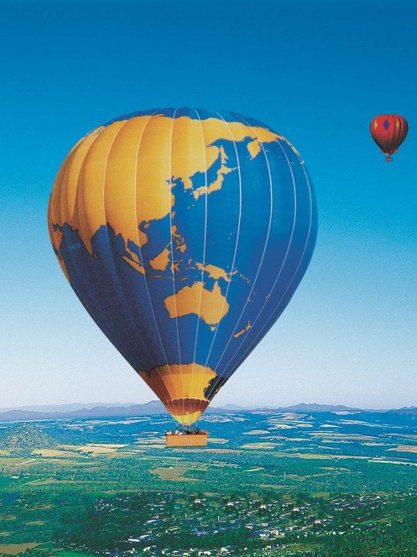 Ballooning Mareeba