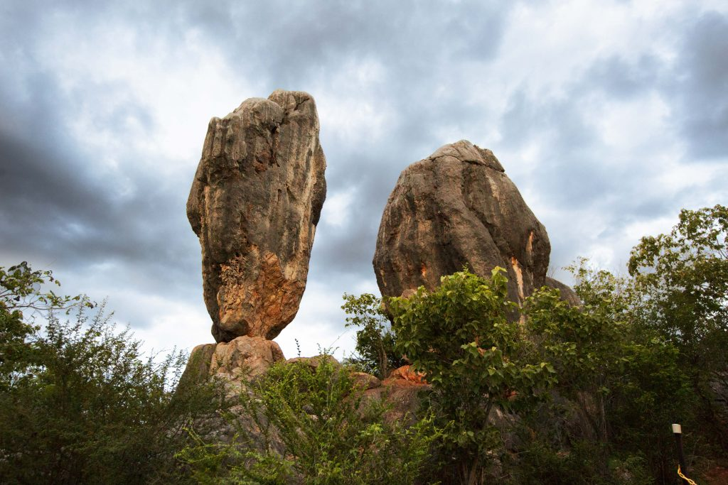 Chillagoe Balancing Rock