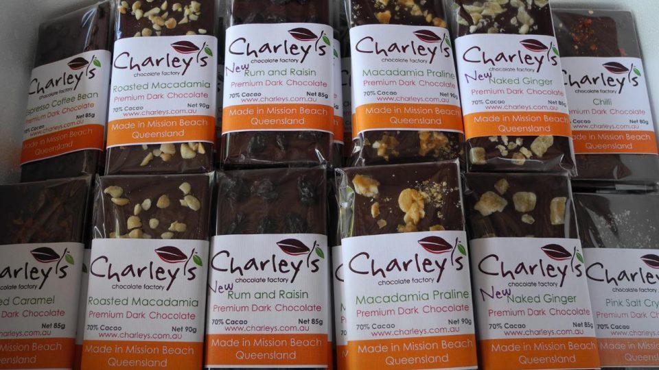 Charleys Chocolate Tour