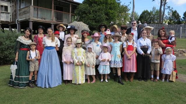 Historic-Village-Herberton-for-Pioneer-Weekend