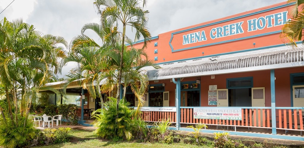 Mena Creek Hotel