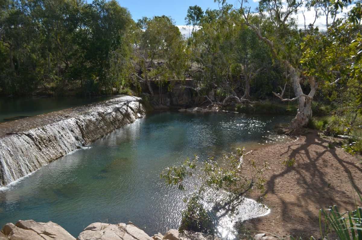Chillagoe Weir
