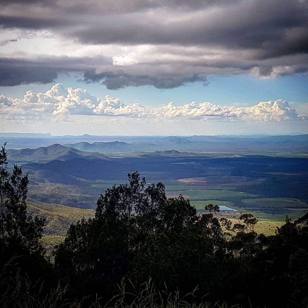6 Top Spots- Lookouts To Look For - Mt Wallum by cujo8617