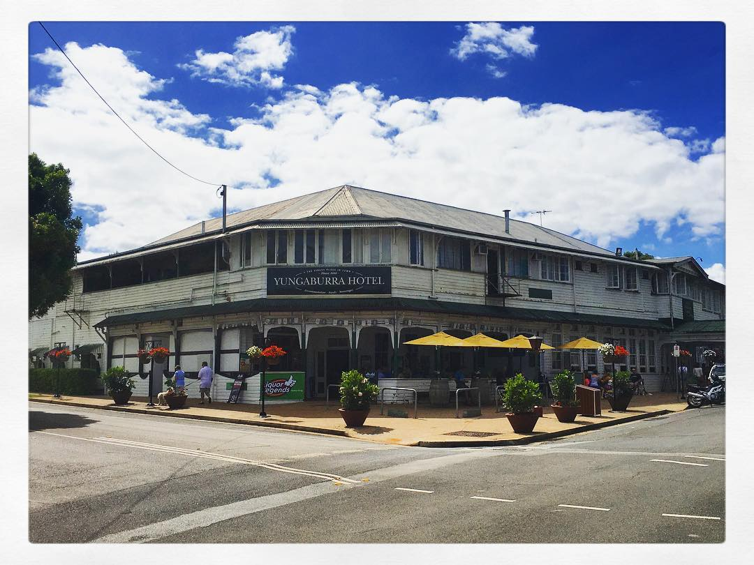Charming Historical Yungaburra - Yungaburra Hotel by courty_webb