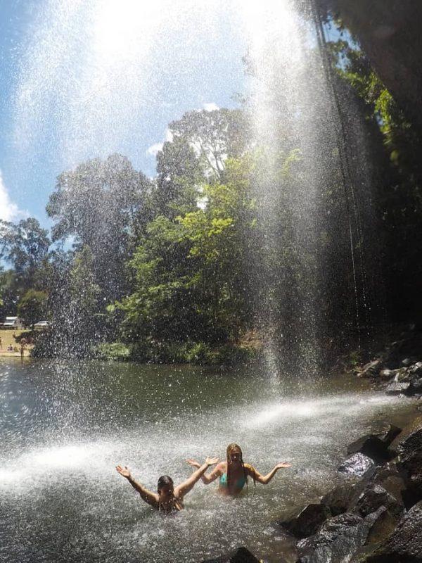 October Impressions of the Atherton Tablelands - Millaa Milla Falls by hayleybeexx