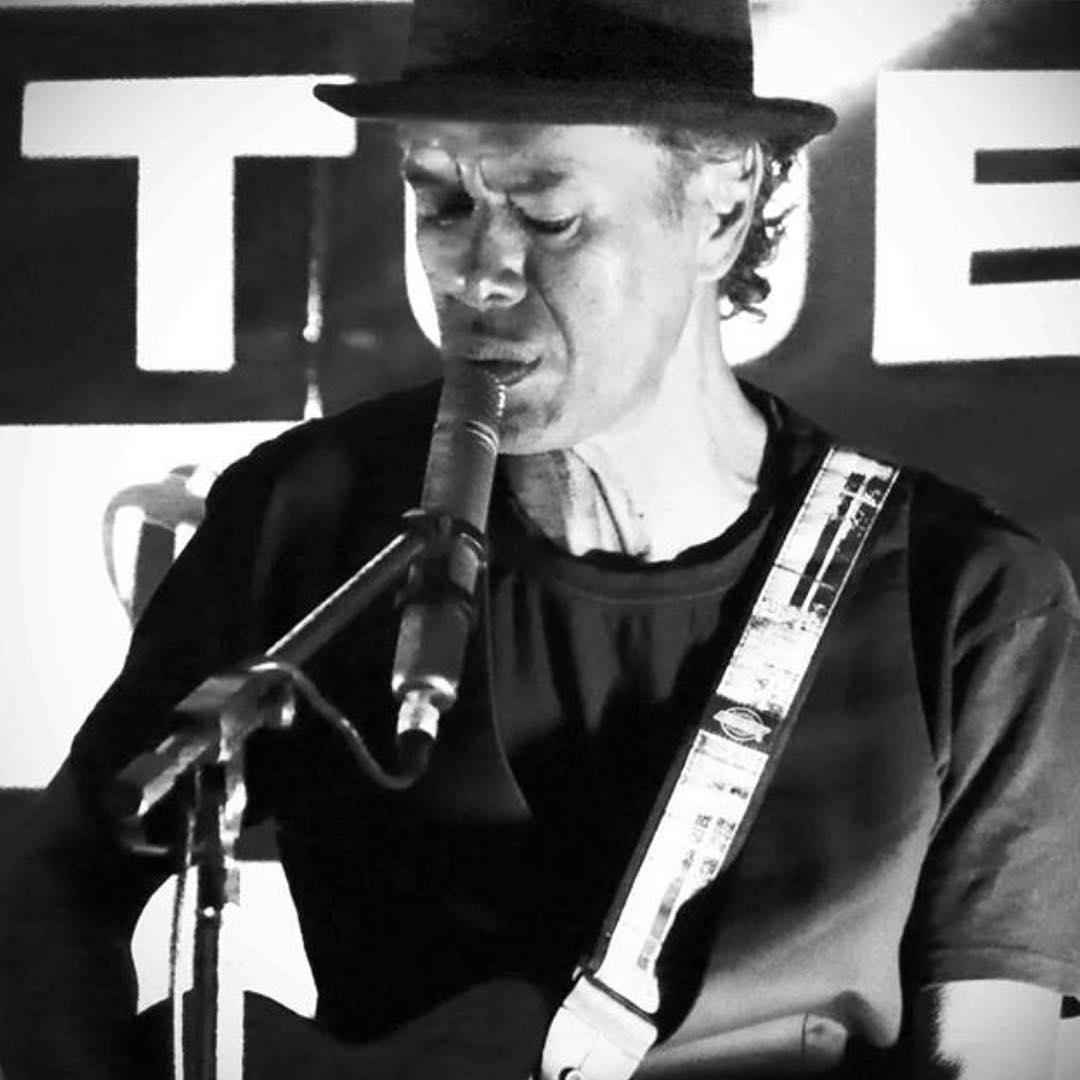 Tastes of the Tablelands 2018 - Billy Turner Trio on stage - Image @tastesofthetablelands